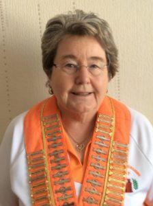 Jessica Phillips NWBP President